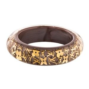 Louis Vuitton Inclusion Bangle Bracelet